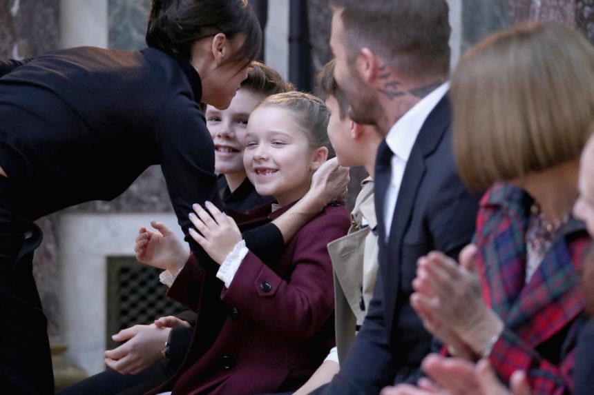 Η κόρη της Victoria Beckham στα 7 της πήγε στην αισθητικό!   tlife.gr