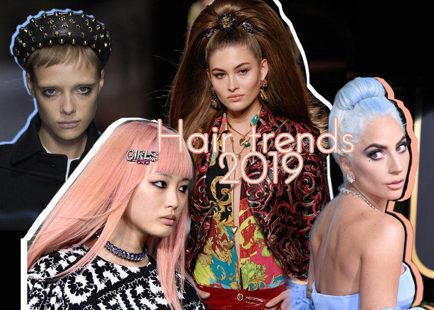 Οι 9 μεγαλύτερες τάσεις στα μαλλιά για το 2019! | tlife.gr