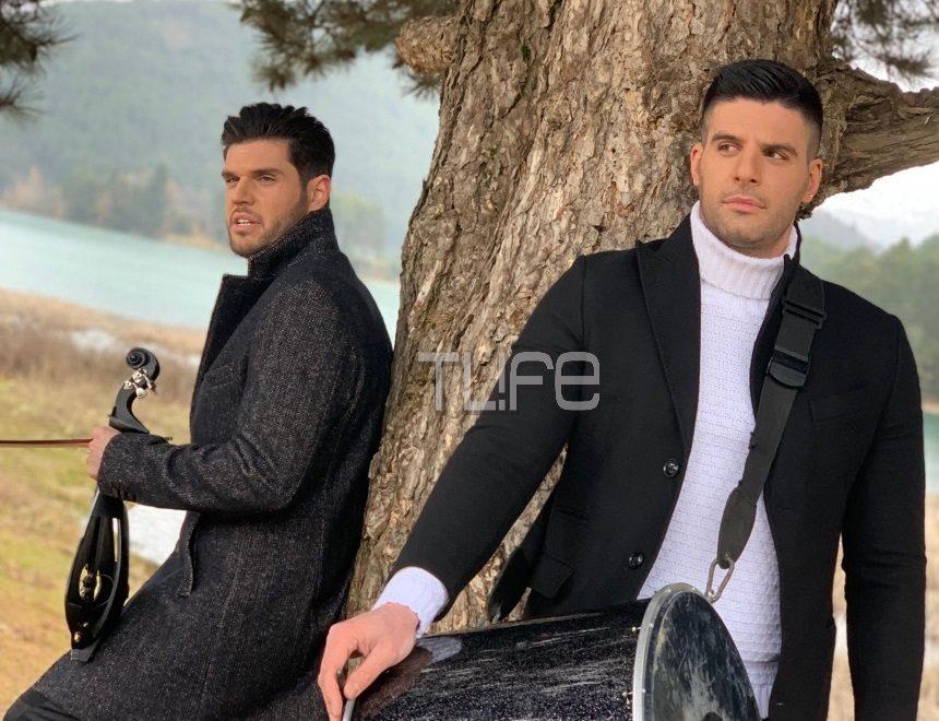 Droulias Brothers: Δες backstage φωτογραφίες από το νέο τους βίντεο κλιπ με πρωταγωνιστές γνωστούς Έλληνες!   tlife.gr