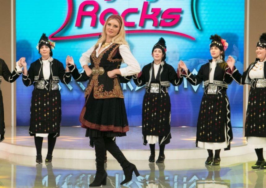 My Style Rocks: Το αποψινό gala είναι αφιερωμένο στην ελληνική παράδοση! | tlife.gr
