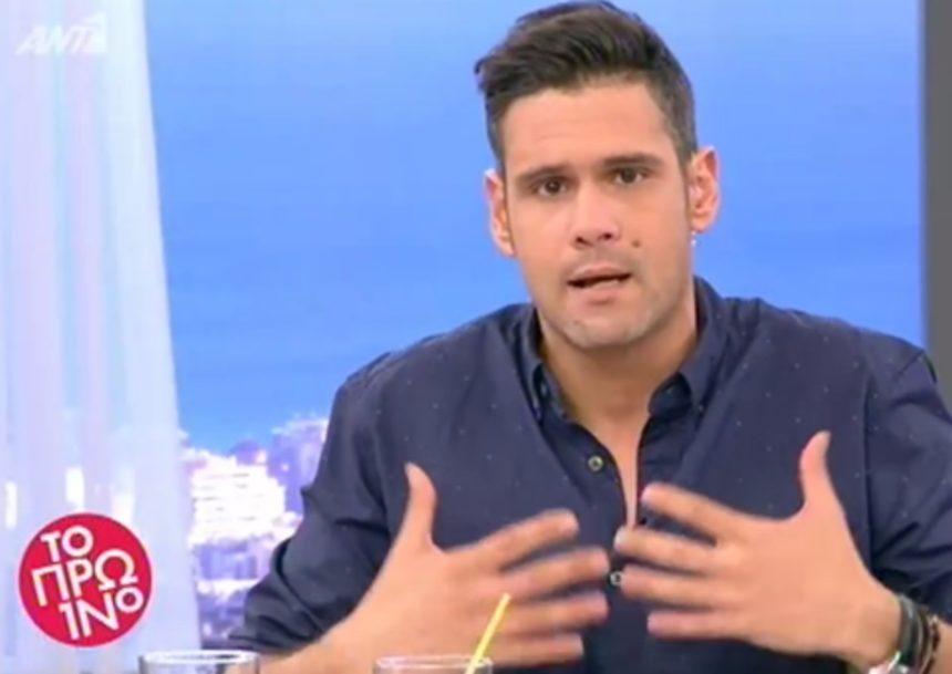 Δημήτρης Ουγγαρέζος: Διέκοψε τη ροή του Πρωινού και μίλησε για τον θάνατο του πατέρα του! (video) | tlife.gr