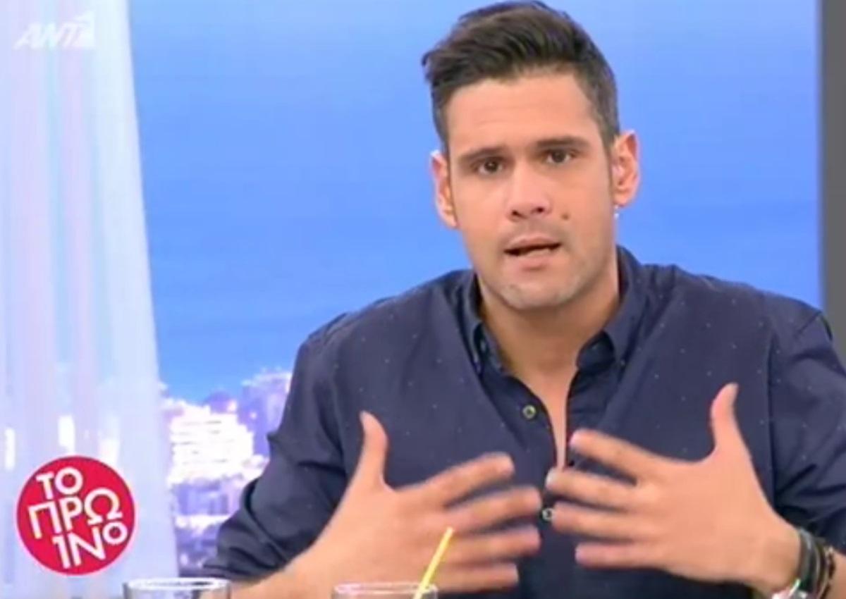 Δημήτρης Ουγγαρέζος: Διέκοψε τη ροή του Πρωινού και μίλησε για τον θάνατο του πατέρα του! (video)   tlife.gr