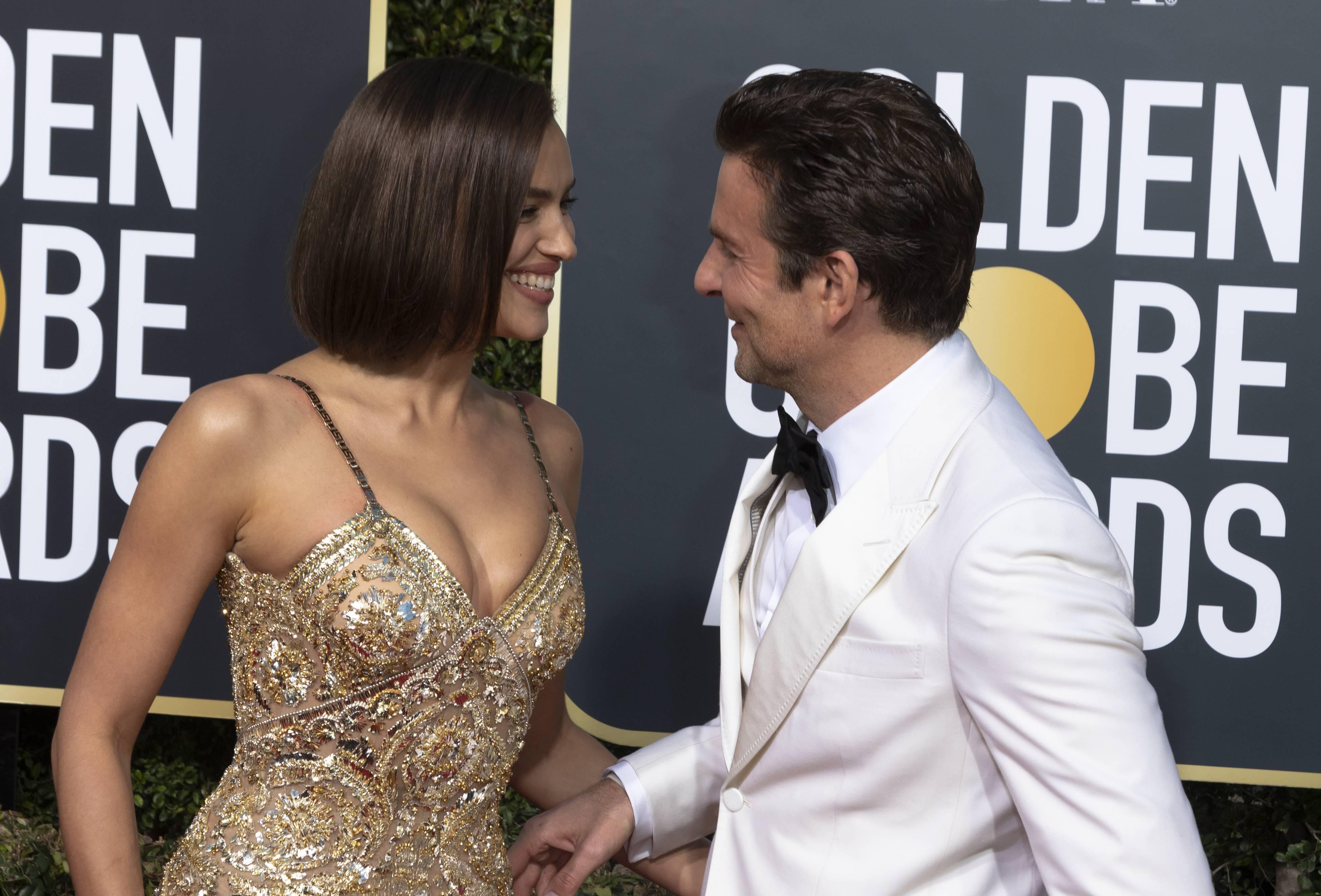 Bradley Cooper – Irina Shayk: Έτσι διαψεύδουν τις φήμες χωρισμού! Μαζί στο κόκκινο χαλί των «Χρυσών Σφαιρών» [pics] | tlife.gr