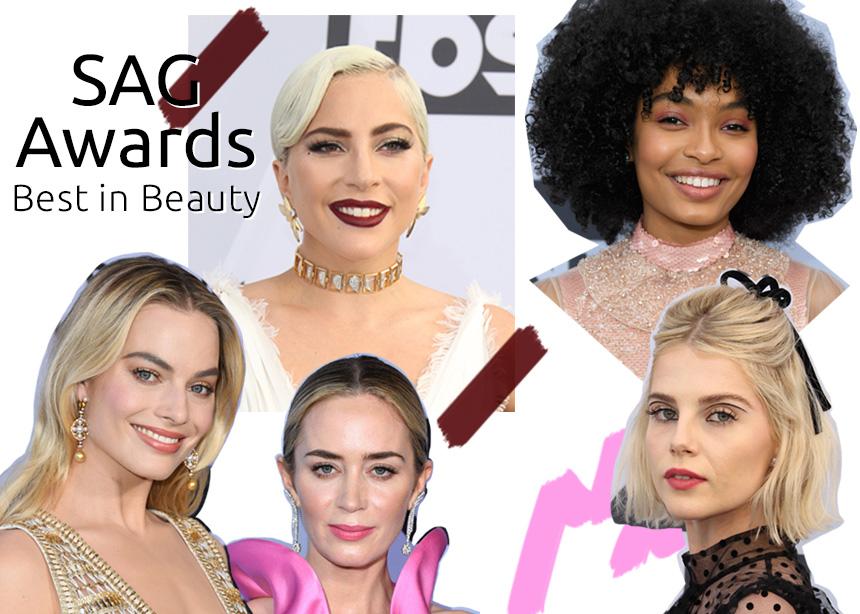 SAG Awards: αυτά είναι τα ωραιότερα beauty looks που θα θες να αντιγράψεις! | tlife.gr