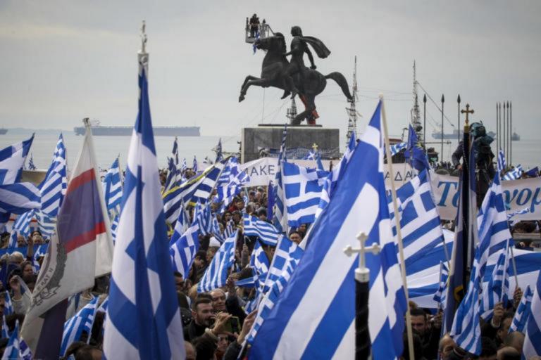 Συμφωνία των Πρεσπών: Δεκάδες σημαντικές προσωπικότητες ζητούν δημοψήφισμα | tlife.gr