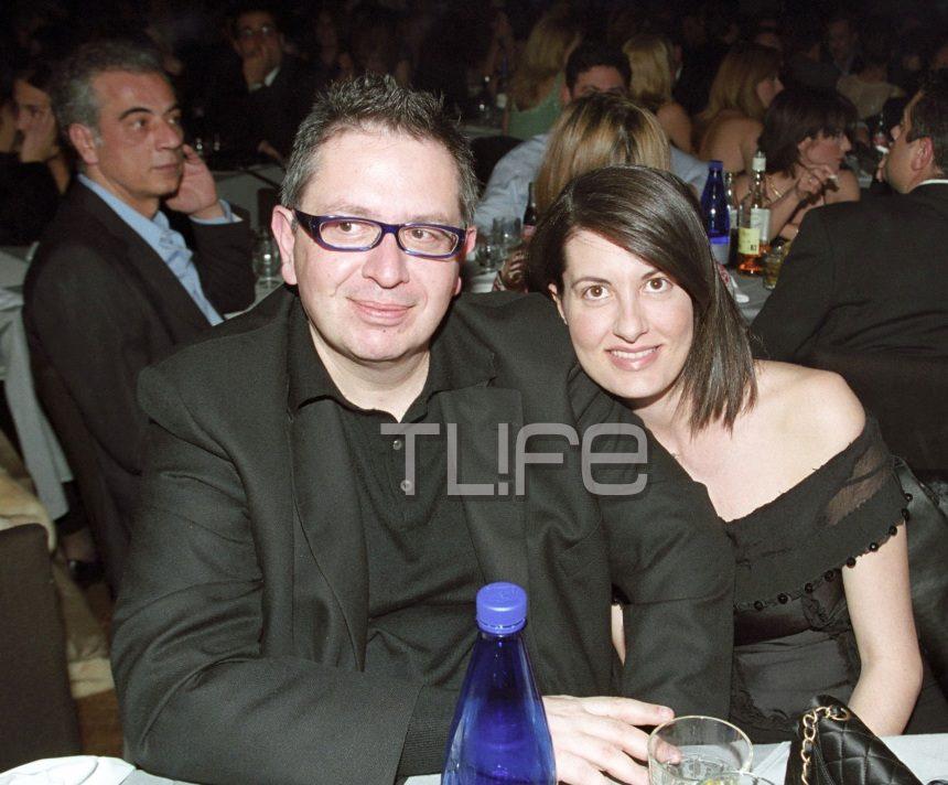 Θέμος Αναστασιάδης: Οι σπάνιες κοσμικές εμφανίσεις με την σύζυγό του Βασιλική Παναγιωτοπούλου Φωτογραφίες   tlife.gr