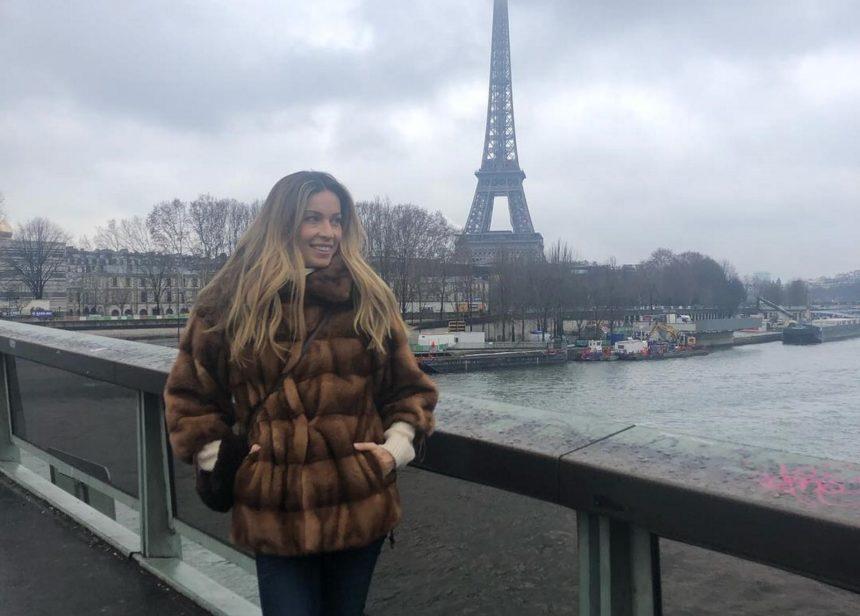 Μαριέττα Χρουσαλά: Εξόρμηση στο μαγικό Παρίσι για το fashion show της Σήλιας Κριθαριώτη! [pics] | tlife.gr