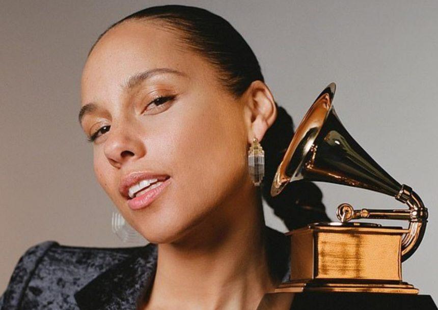 Alicia Keys: Αυτή θα είναι η φετινή παρουσιάστρια των βραβείων Grammy! | tlife.gr