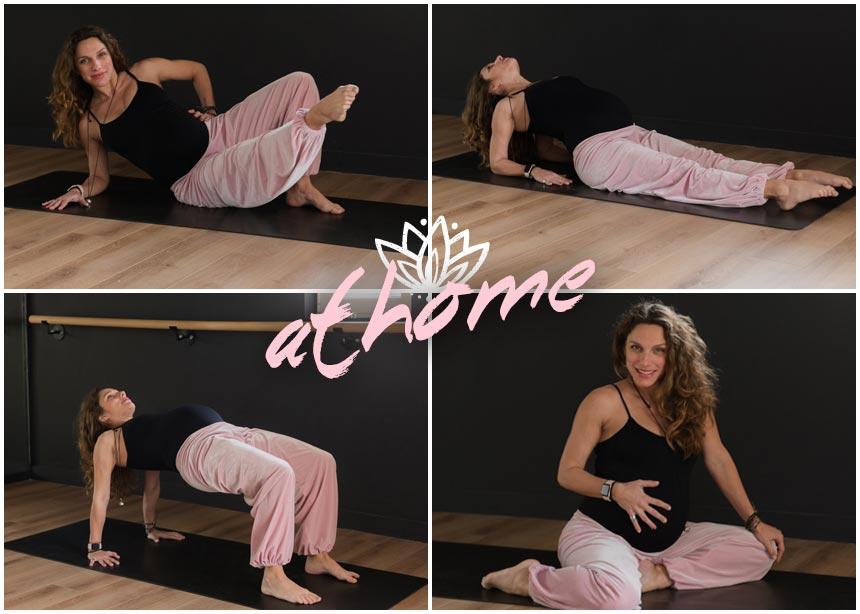 Γυμναστική στο σπίτι: 5 ασφαλείς ασκήσεις που μπορείς να κάνεις στην εγκυμοσύνη | tlife.gr
