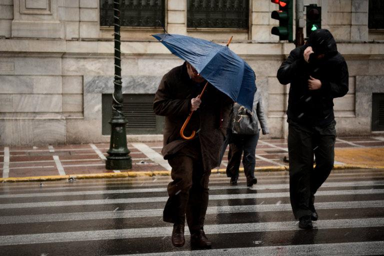 Καιρός: Απανωτά κύματα με βροχές, καταιγίδες και λάσπη! Κίνδυνος για πλημμύρες | tlife.gr