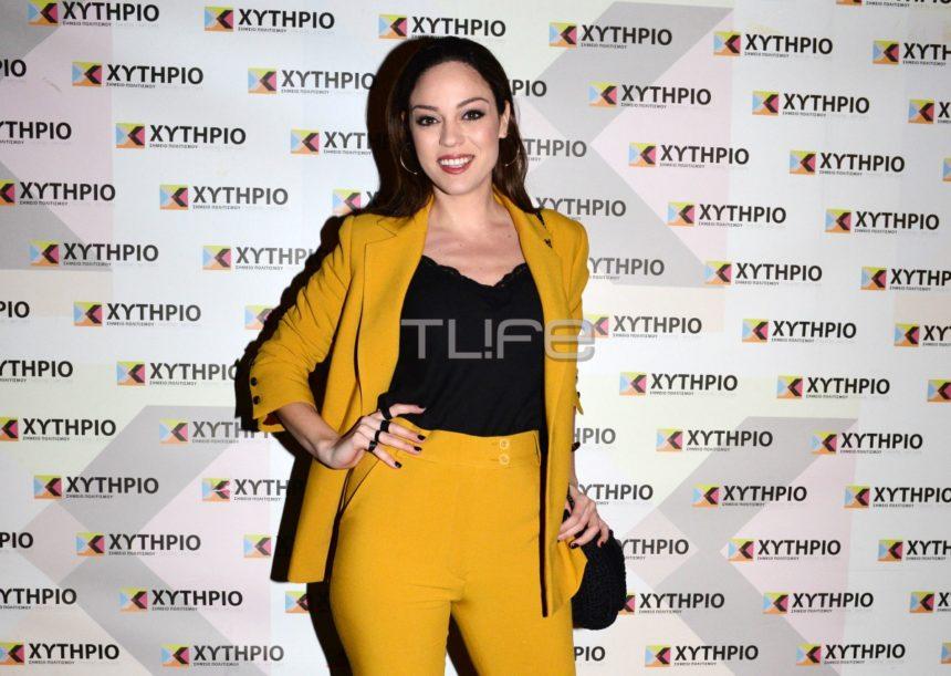 Μπάγια Αντωνοπούλου: Βραδινή έξοδος στο θέατρο λίγο πριν την πρεμιέρα της! [pics] | tlife.gr