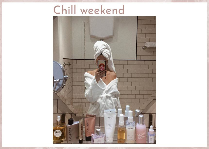 Συμβουλές για να περάσεις το πιο χαλαρωτικό Σαββατοκύριακο της ζωής σου (από μια beauty editor που ξέρει από cocooning)!   tlife.gr