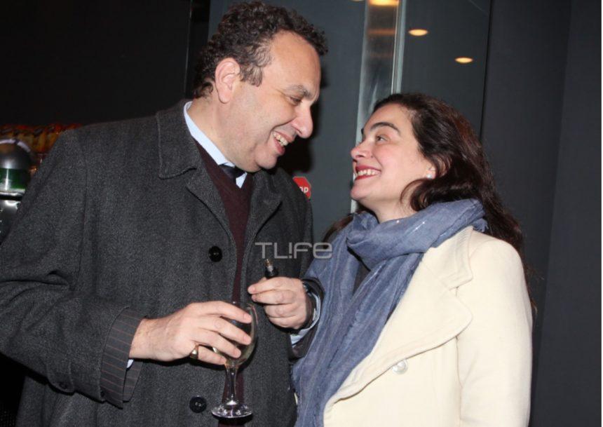 Γωγώ Μπρέμπου – Χρήστος Χωμενίδης: Τα… βλέμματα όλο έρωτα σε θεατρική παράσταση [pics] | tlife.gr