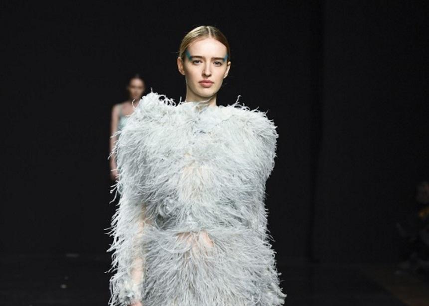 Celia Kritharioti Couture Spring – Summer 2019: Το Παρίσι γέμισε από το ταλέντο της Ελληνίδας Σχεδιάστριας | tlife.gr