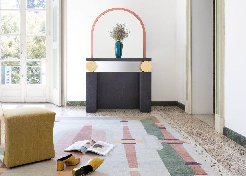 Cinquecento: Αυτή η stylish συλλογή χαλιών είναι εμπνευσμένη από την Ιταλική Αναγέννηση | tlife.gr
