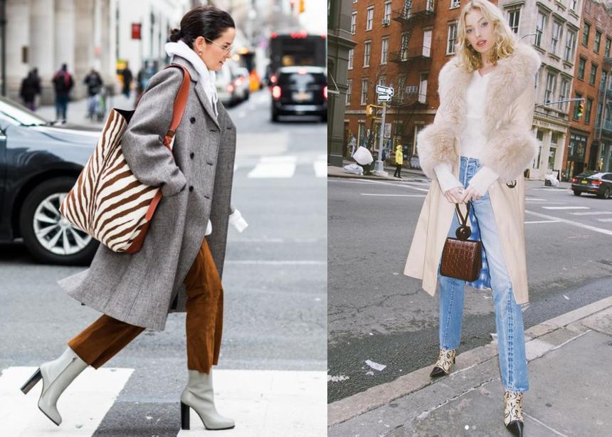 Συμβουλές και street style για να αντιμετωπίσεις το κρύο χωρίς να ... a398a8fed43