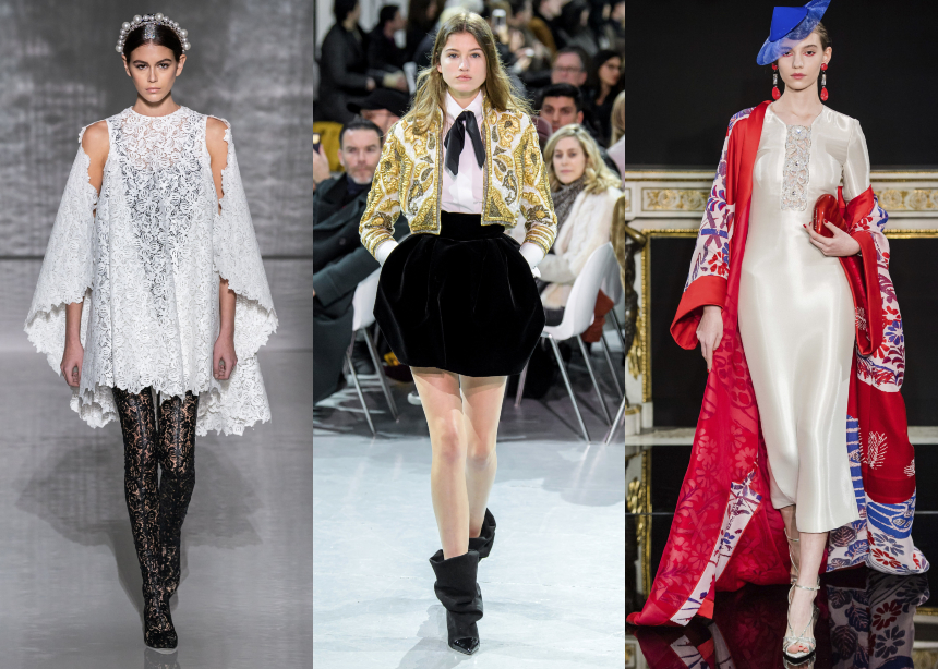 Couture Week: Τα εντυπωσιακά looks που είδαμε στα shows των Givenchy, Alexandre Vauthier, Armani Prive
