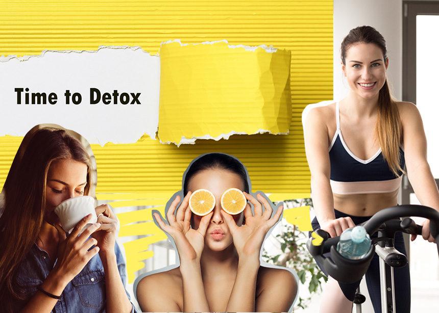 Αποτοξίνωση: Τι πρέπει να περιλαμβάνει ένα detox πρόγραμμα και τι πρέπει να αποφύγεις | tlife.gr