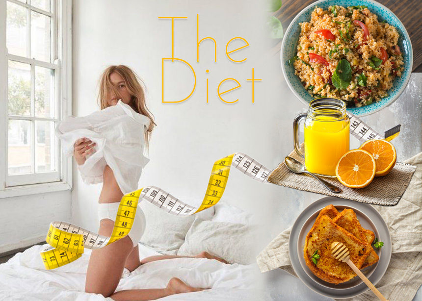 ΔΙΑΙΤΑ: Ένα γευστικό μενού για να κάψεις λίπος και να χάσεις το περιττό βάρος! | tlife.gr