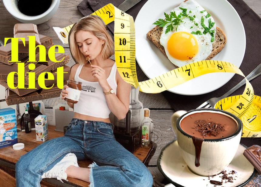 Χάσε 5 κιλά σε ένα μήνα τρώγοντας καθημερινά σοκολάτα! Plus: light συνταγή για σοκολατένιο ρόφημα   tlife.gr