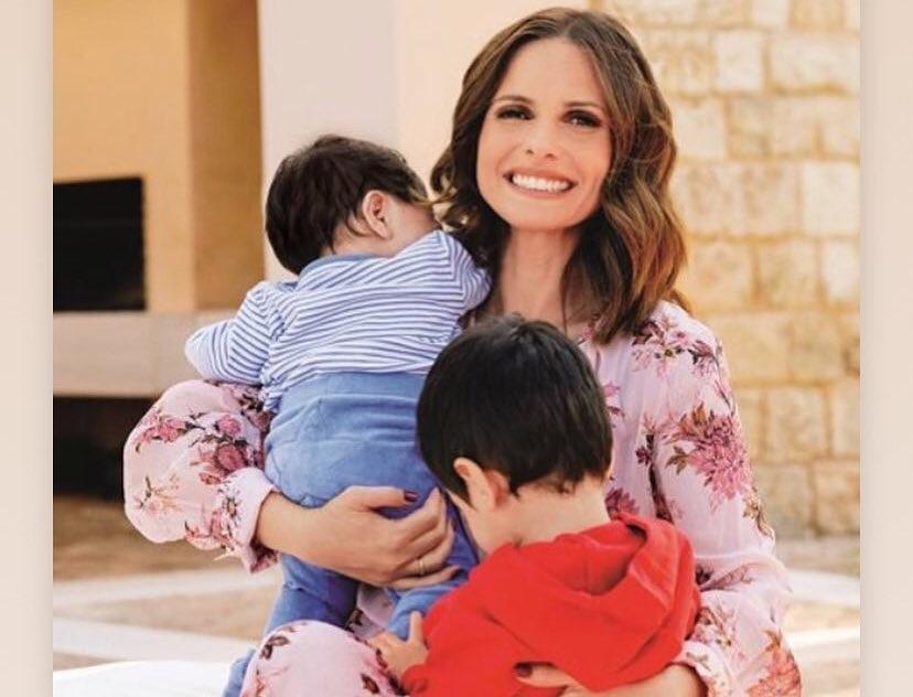 Ελένη Καρποντίνη: Παιχνίδια με τον μικρό Αιμίλιο! [pics]   tlife.gr