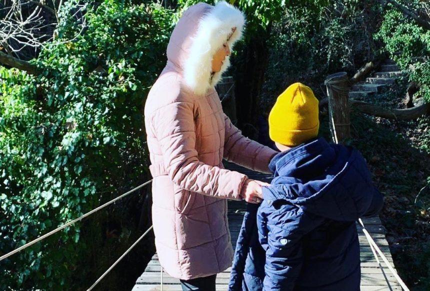 Φαίη Σκορδά: Οι γλυκές ευχές για τον γιο της που γιορτάζει! [pic]   tlife.gr