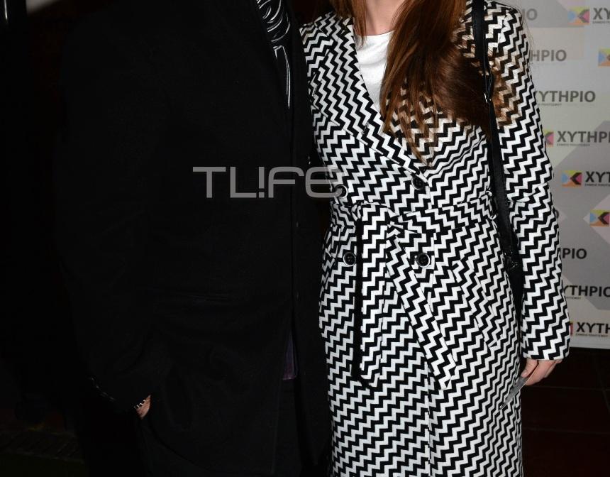 Πρώτη δημόσια εμφάνιση για το νέο ζευγάρι της ελληνικής showbiz, μετά την αποκάλυψη της σχέσης τους! [pics]