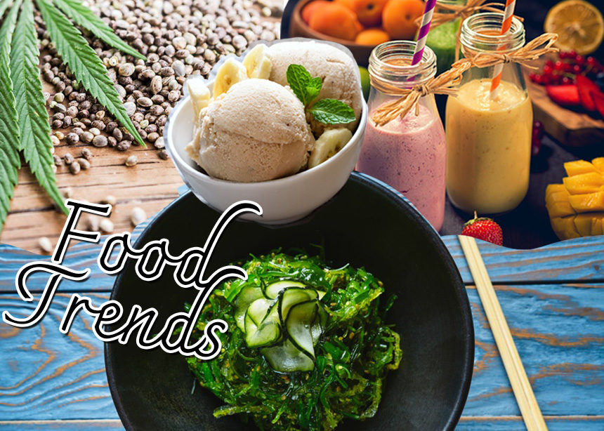 Οι μεγαλύτερες διατροφικές τάσεις για το 2019! Θα τις υιοθετήσεις στη διατροφή σου; | tlife.gr