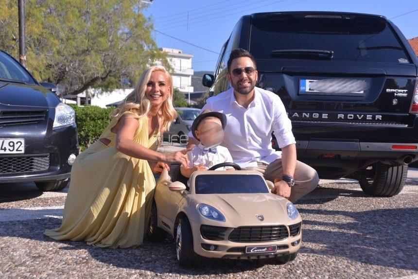 Γιώργος Γιαννιάς: Θα γίνει ξανά πατέρας! | tlife.gr
