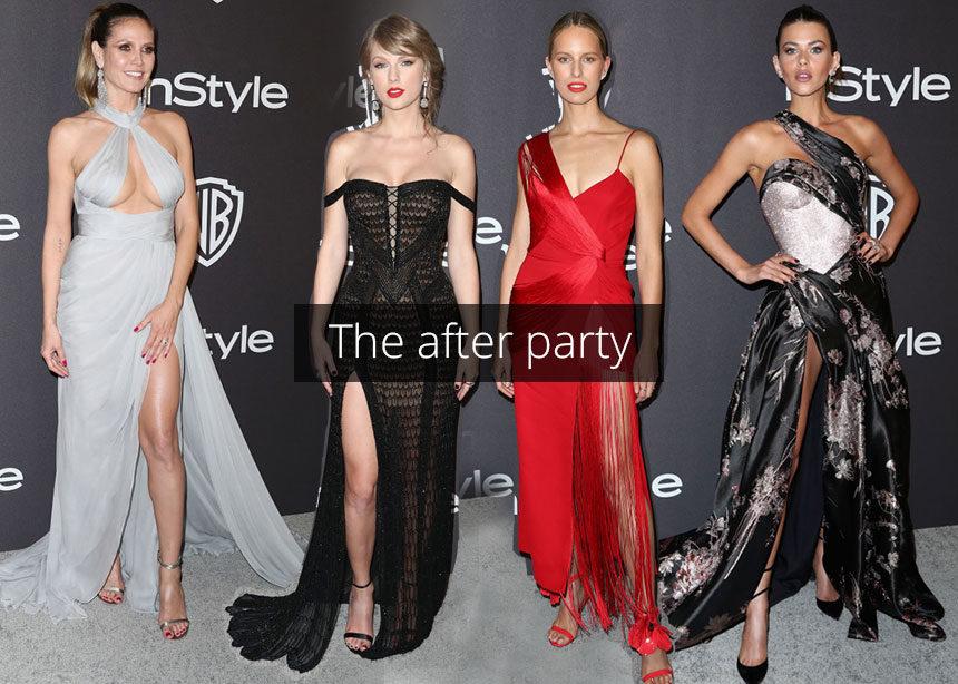 Χρυσές Σφαίρες: Τι φόρεσαν οι σταρ στο after party; | tlife.gr