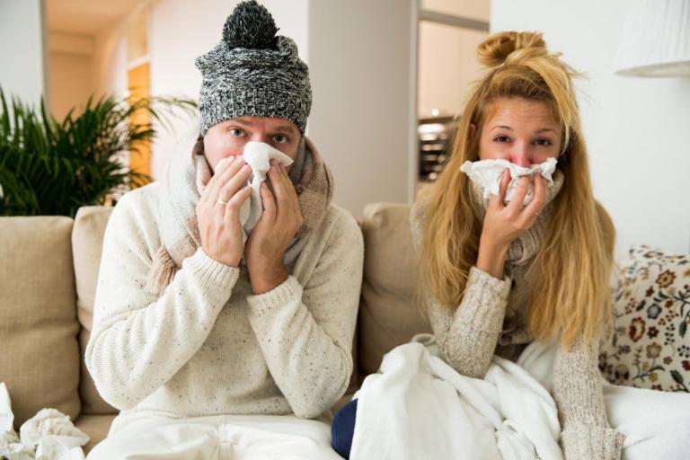 Γρίπη και κρυολόγημα: Για πόσες μέρες είναι μεταδοτικά – Μην κολλήσετε   tlife.gr