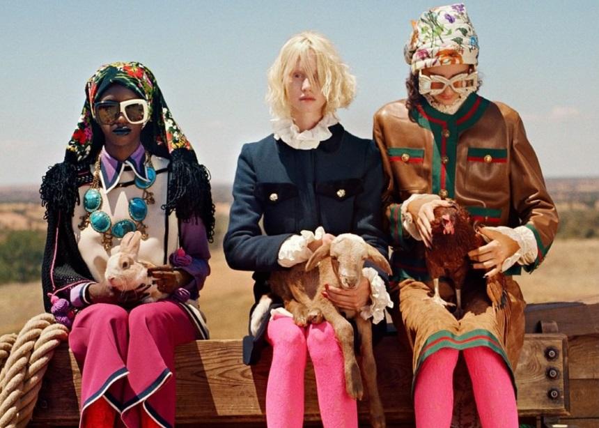 Ο οίκος Gucci υποστηρίζει την ισότητα των φύλων μέσα από μια καλλιτεχνική καμπάνια | tlife.gr