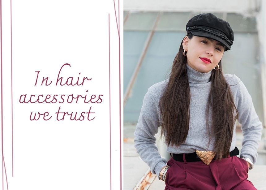 Αποφασίσαμε να φοράμε αξεσουάρ στα μαλλιά μας κάθε μέρα! Αυτά είναι τα πιο αγαπημένα μας! | tlife.gr