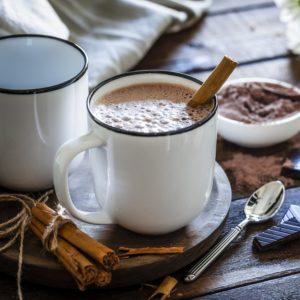Ζεστή σοκολάτα με superfoods