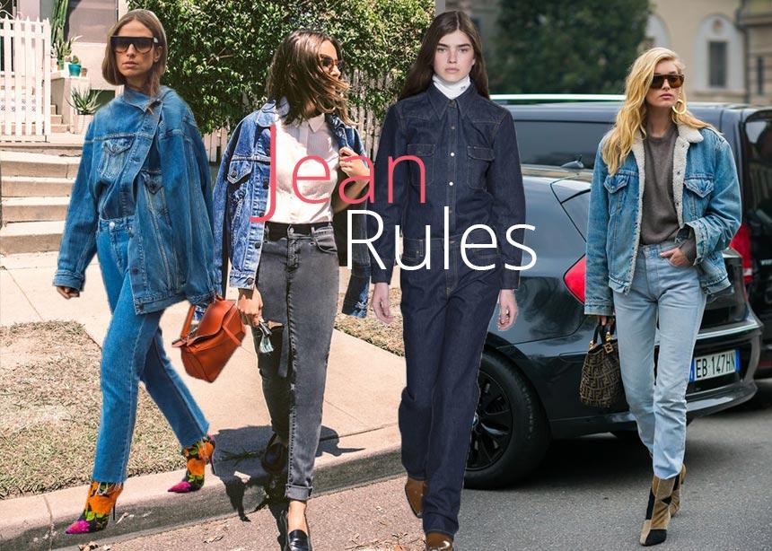 Denim on denim: Οι συμβουλές που χρειάζεσαι για να φορέσεις σωστά αυτό το μεγάλο trend | tlife.gr