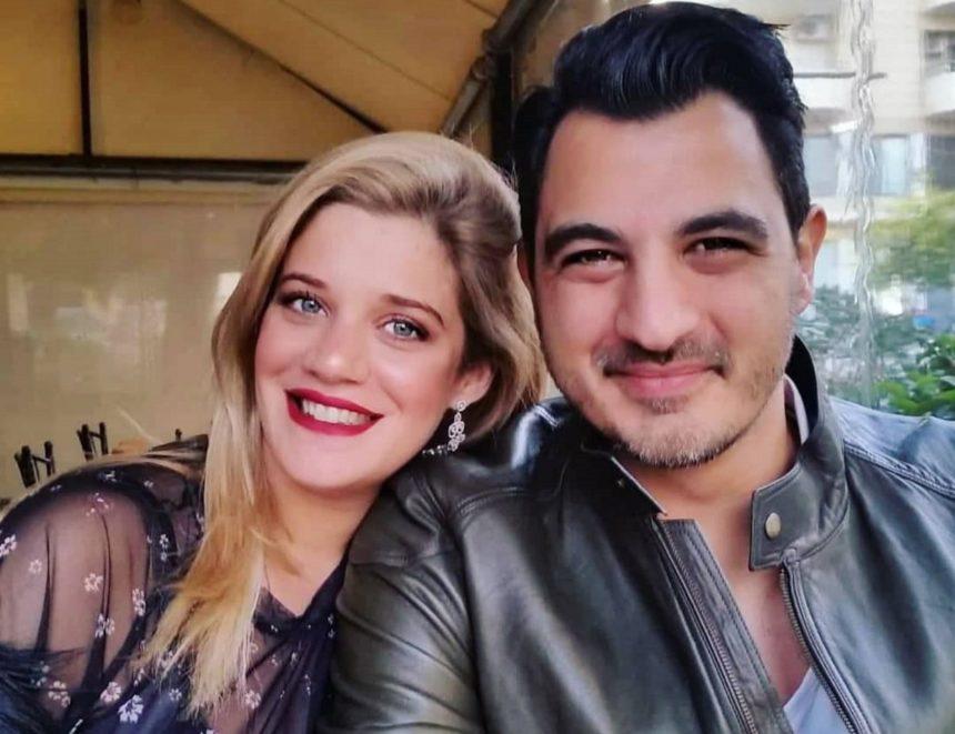 Τζένη Θεωνά – Δήμος Αναστασιάδης: Σε ποιον μοιάζει το μωρό τους; | tlife.gr