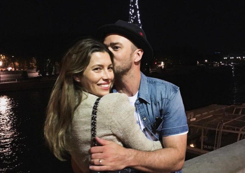 Jessica Biel: Αποκοιμήθηκε λίγο πριν γιορτάσουν τα γενέθλια του Justin Timberlake! [vid] | tlife.gr
