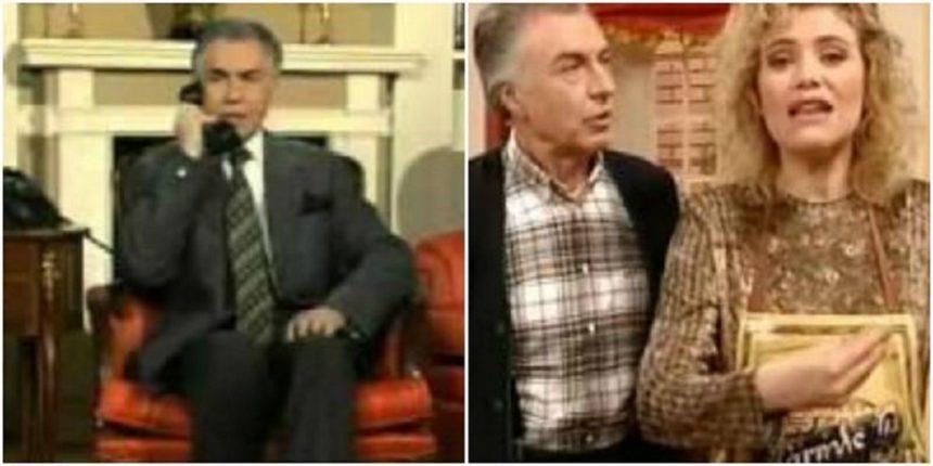 Κωνσταντίνα Μιχαήλ: Ραγίζει καρδιές το μήνυμα στον τηλεοπτικό της «πατέρα» Τρύφωνα Καρατζά – Video | tlife.gr