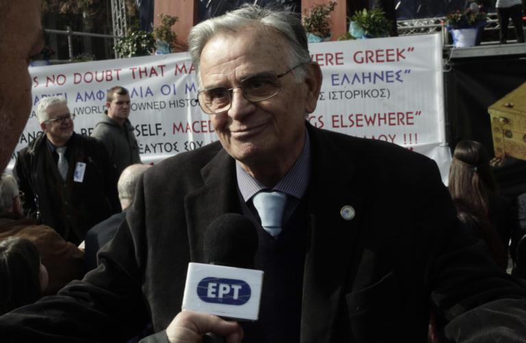 Πέθανε ο ιστορικός Σαράντος Καργάκος | tlife.gr