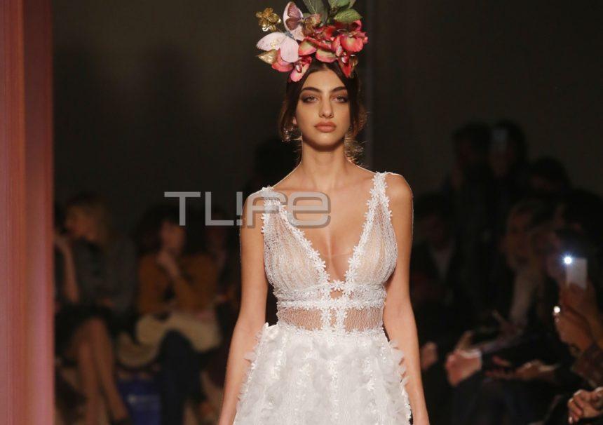 Ειρήνη Kαζαριάν: Η νικήτρια του GNTM, νύφη στην πασαρέλα! Φωτογραφίες | tlife.gr