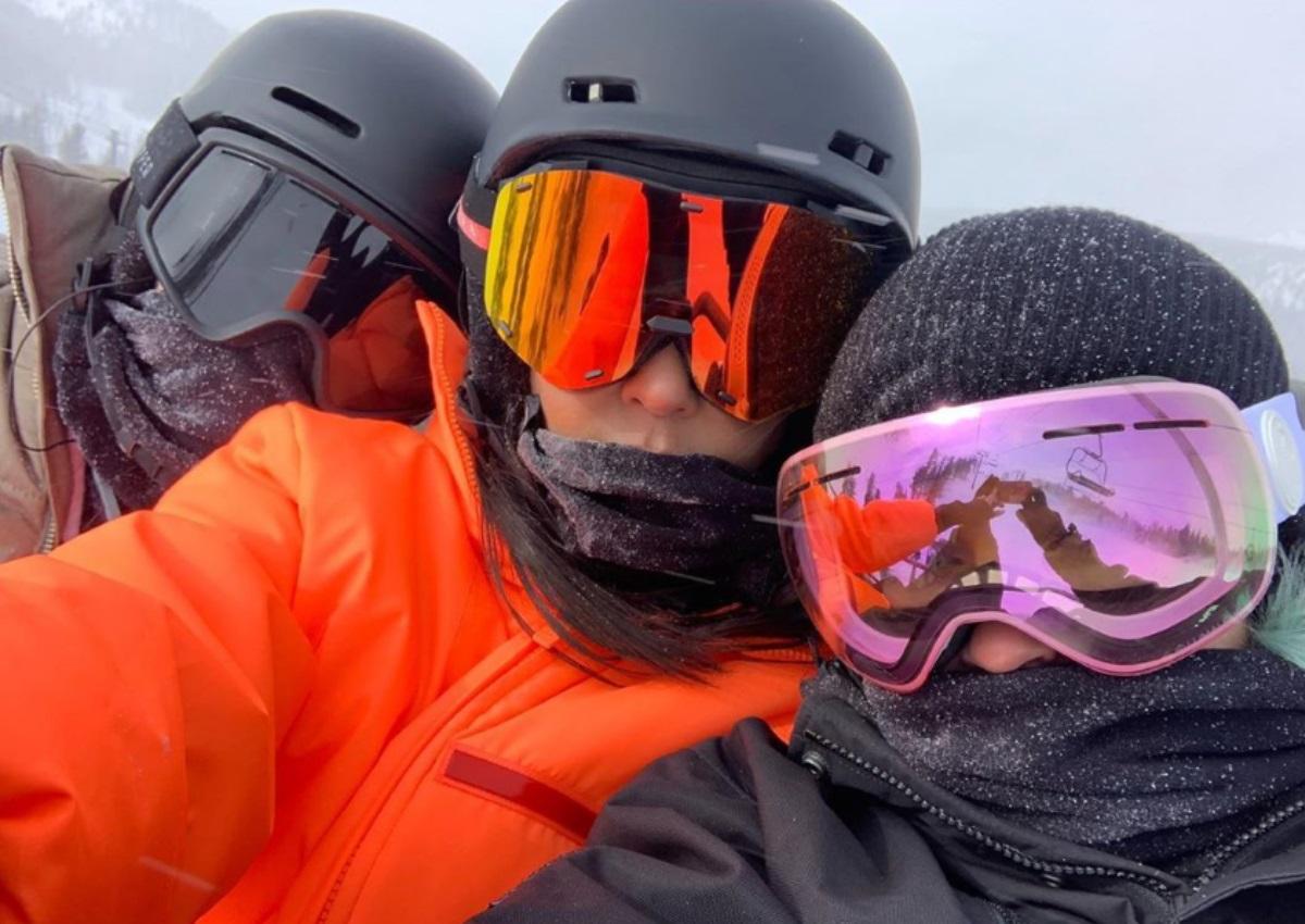 Απόδραση στα χιόνια για τις Kardashians/Jenners! [pics,vid] | tlife.gr