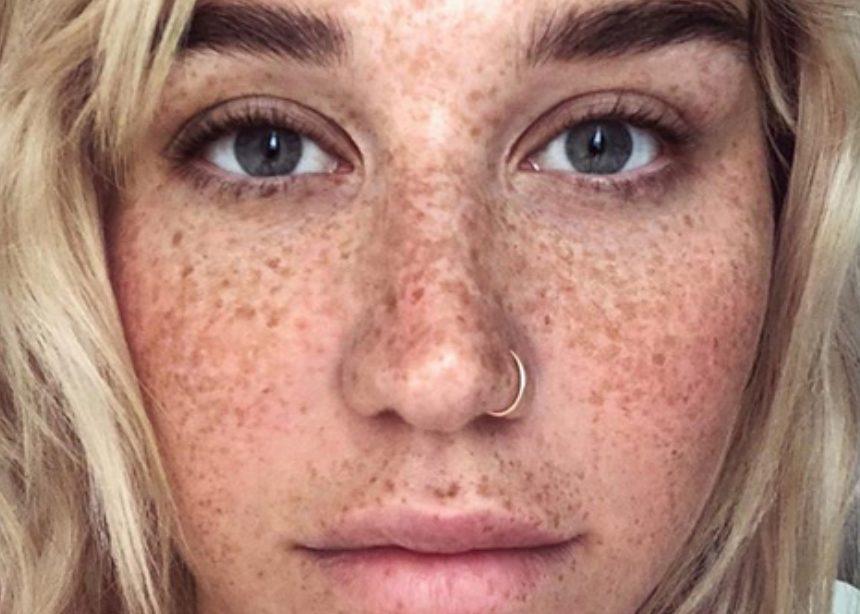 Ταυτιζόμαστε απόλυτα με το beauty resolution της Kesha! | tlife.gr