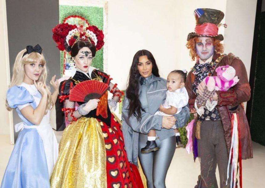 Kim Kardashian: Το εντυπωσιακό party γενεθλίων της κόρης της Chicago! [pics] | tlife.gr