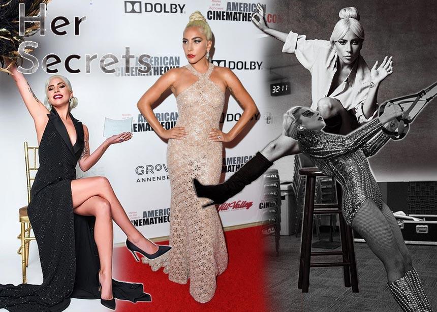 Lady Gaga: Η γυμναστική που τη διατηρεί σε φόρμα και ο έξυπνος τρόπος να αντιμετωπίζει τις ατασθαλίες | tlife.gr