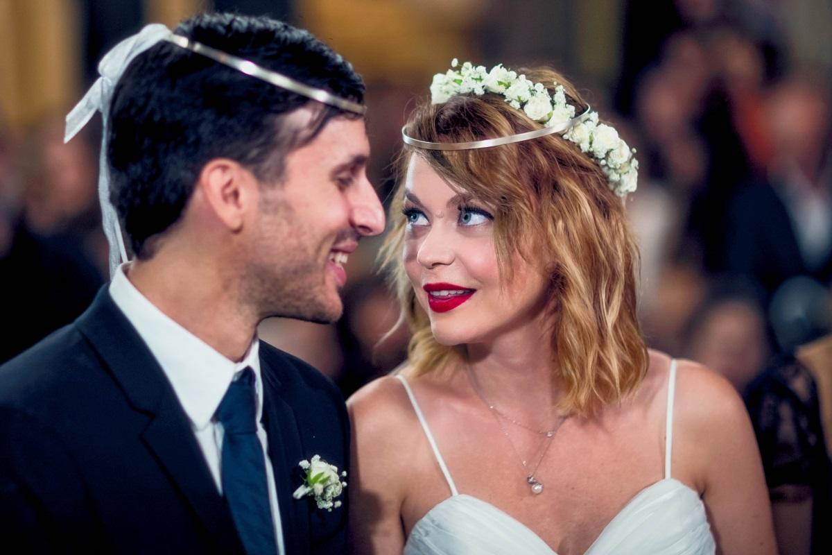 Λένα Παπαληγούρα: Μιλάει πρώτη φορά για τον ρομαντικό γάμο της δύο μήνες μετά τον ερχομό του γιου της! [pics]