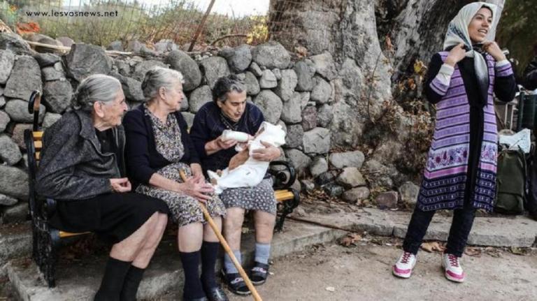 Έφυγε από τη ζωή η γιαγιά Μαρίτσα, το σύμβολο ανθρωπιάς της Λέσβου | tlife.gr
