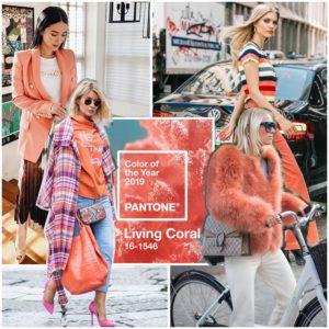 Living Coral: Πάρε ιδέες από τα street styles και φόρεσε το must χρώμα του 2019 σύμφωνα με την Pantone