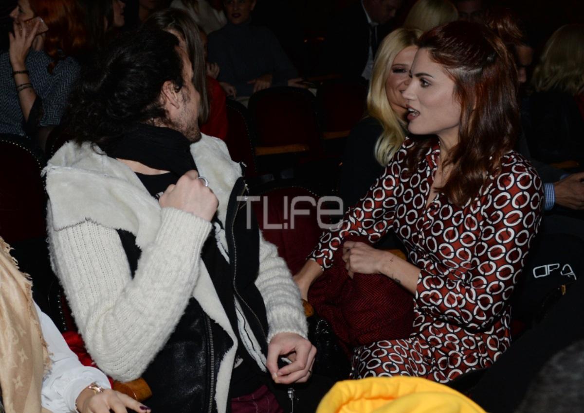 Μαίρη Συνατσάκη – Αιμιλιανός Σταματάκης: Η νέα κοινή εμφάνιση μετά την αποκάλυψη της σχέσης τους! [pics] | tlife.gr