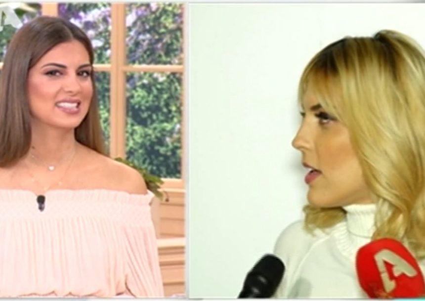 Μαντώ Γαστεράτου: Η αντίδρασή της όταν ρωτήθηκε αν είναι έγκυος και το σχόλιο της Σταματίνας Τσιμτσιλή! (video) | tlife.gr