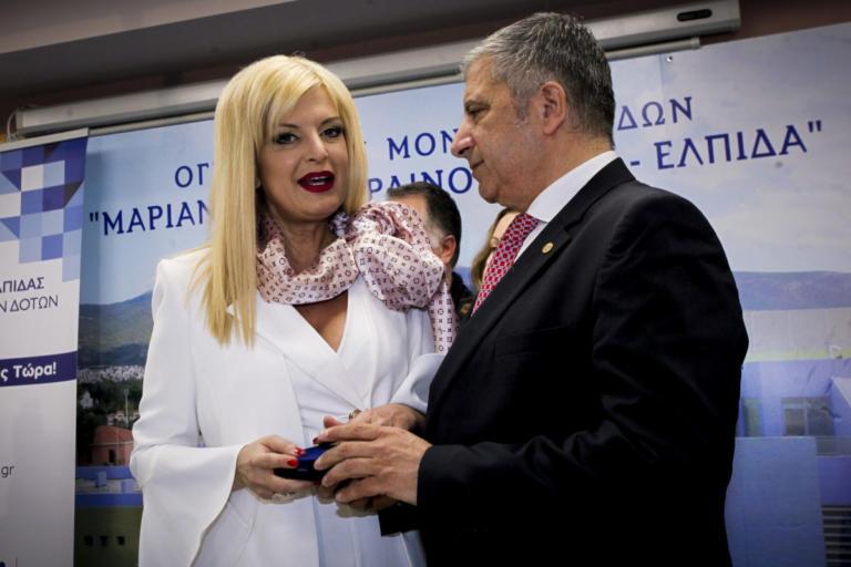 Μαρίνα Πατούλη: Απέσυρε την υποψηφιότητά της! | tlife.gr